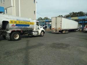 Rastall Truck
